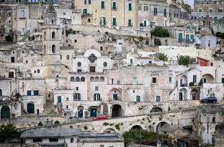 Matera- life in the sassi